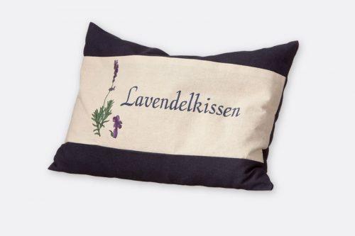 Lavendelkissen