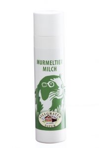 Murmeltiermilch