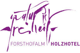 Forsthofalm Holzhotel